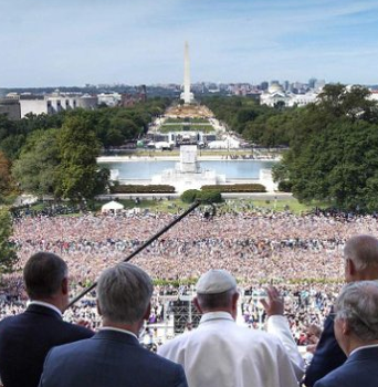 The Pope Bridges The Divide  9-2001 To 9-2015 (Part 1)